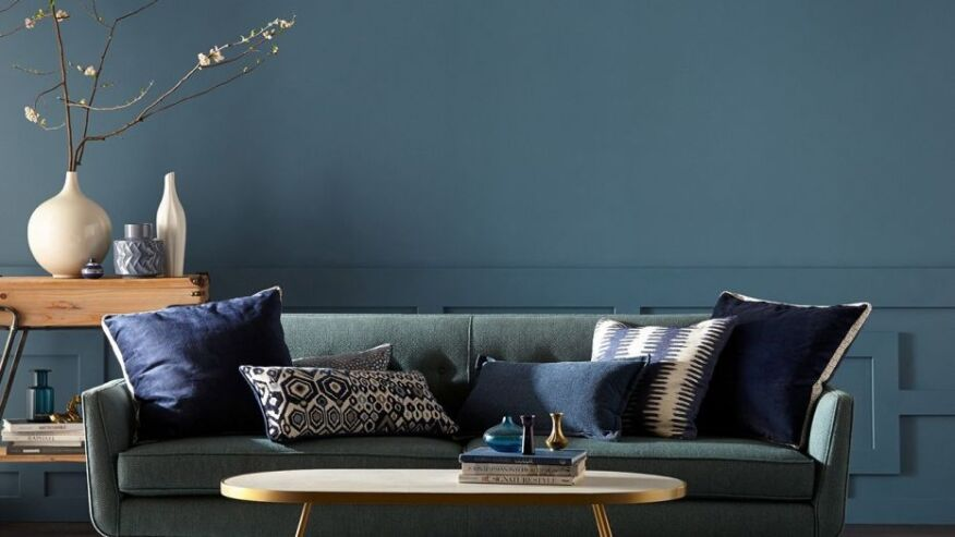 Behr Unveils 'Blueprint' As 2019 Color of the Year ...