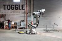 机器人钢筋加工