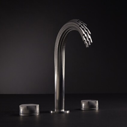 These Stunning Faucets Are 3d Printed In Metal Architect