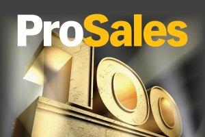 Introducing the 2019 ProSales 100 | ProSales Online