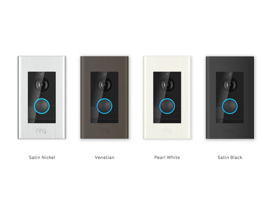 Ring Introduces Video Doorbell For Professional Installation