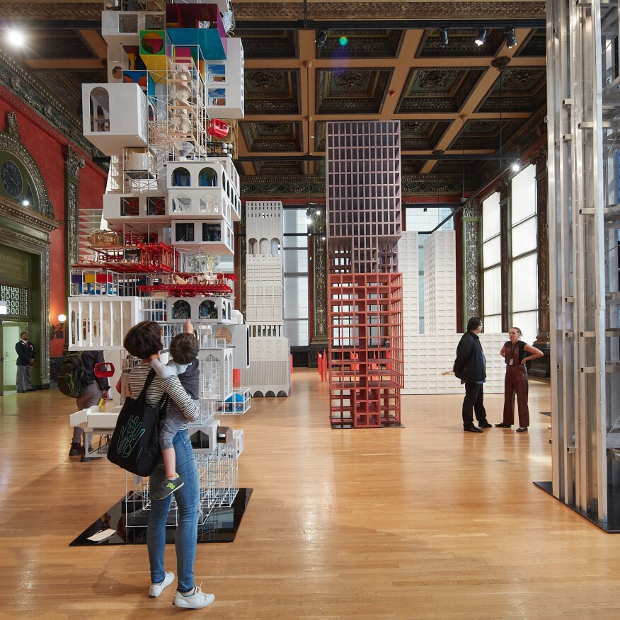 Not Just Another Home Decor Site: Snapshots From The 2017 Chicago Architecture Biennial