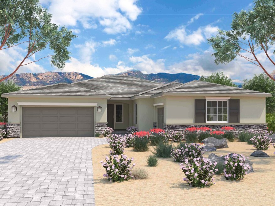 Gallery homes sees strong sales at indio calif for First time home builder