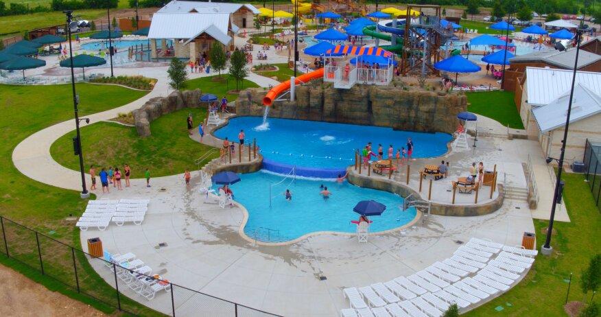 The Slides that Bind: Rock'N River Water Park | Aquatics ...