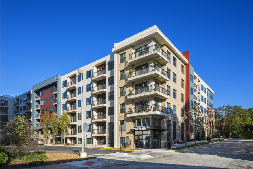 Collaborative Roach Brings Apartment Development To Atlanta Suburb After Near 17 Year Absence Multifamily Executive Magazine Mixed Use
