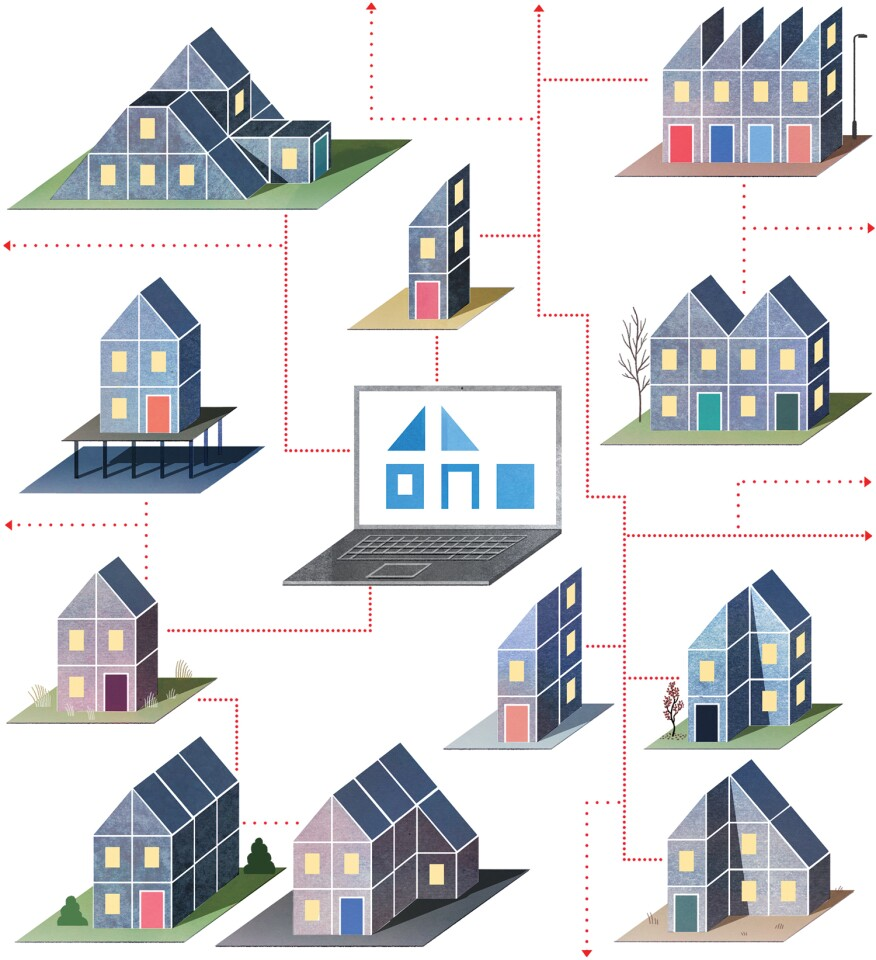 Open Source For Everyone Hanley Wood Housing Trends Technology Electrical Wiring Wikidwelling Architecture