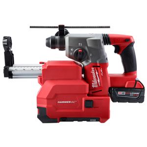From Tools of the Trade: Review of Cordless Rotary Hammer Drill With