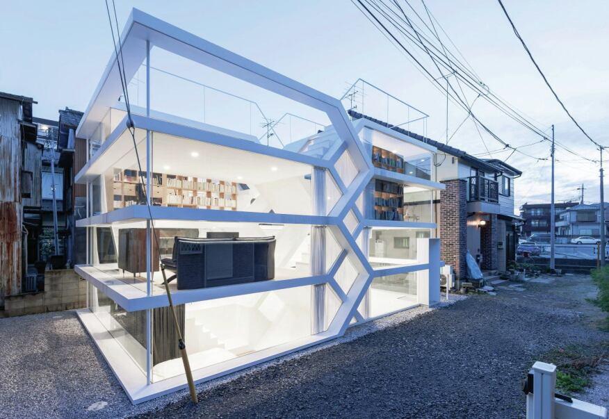 S House Designed By Yuusuke Karasawa Architects