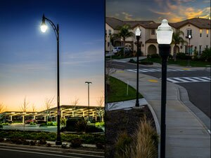 d43b476e26c Elk Grove Streetlights LED Retrofit with Truly Green Solutions Universal  Light G4 Lamps