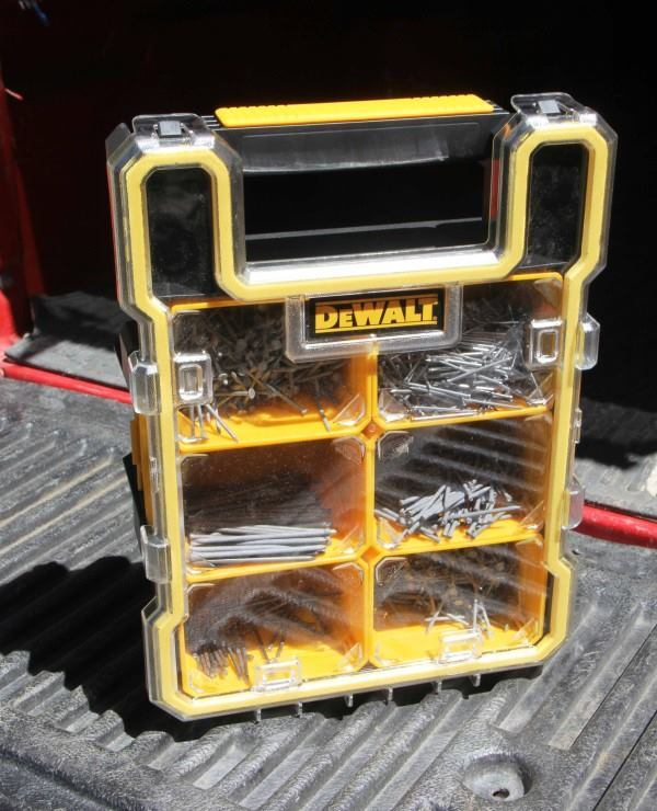 DeWalt Deep Pro and Mid-Size Pro Organizers | Tools of the Trade