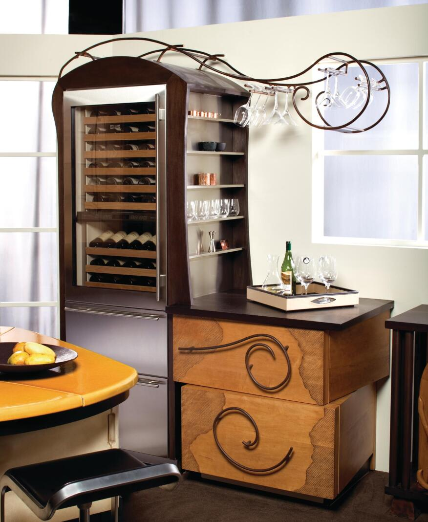 Cheers To The Beverage Station