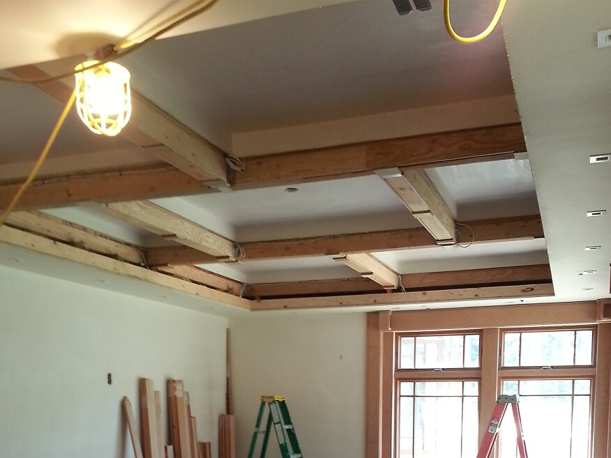 What Is Ceiling Trim Called   Shelly Lighting