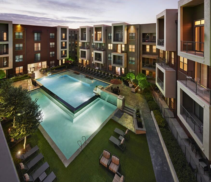Camden Apartments Dallas: Meet The Multifamily Secret That Helped Transform A Dallas