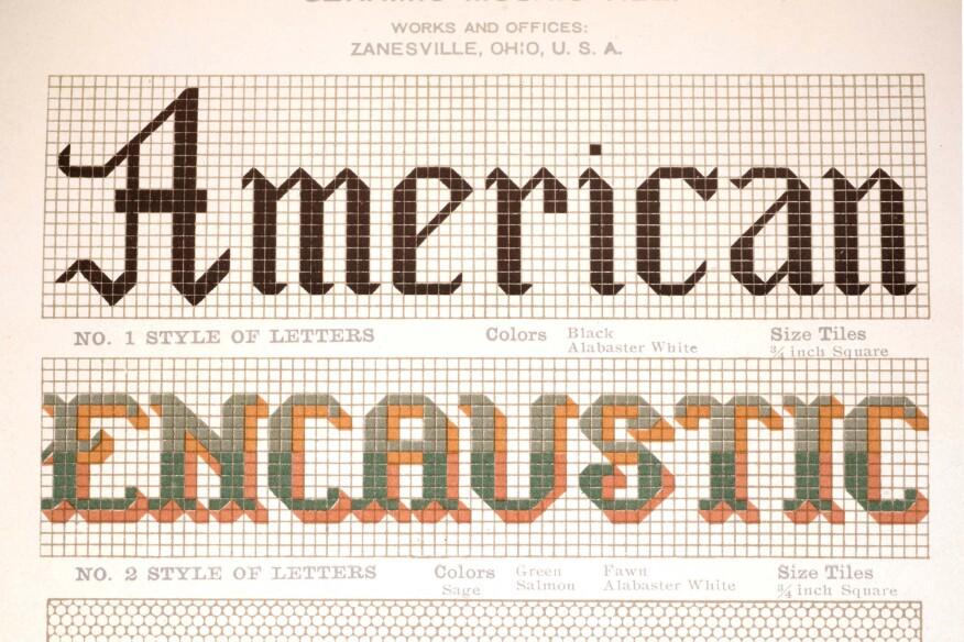 Encaustic Mosaic Tile Patterns Come Back to Life | Architect ...