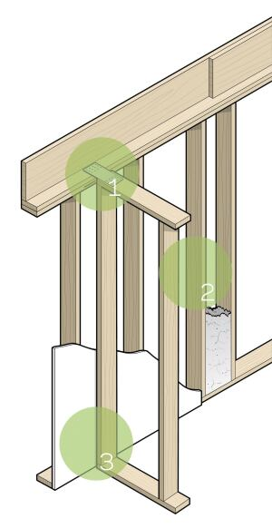 Advanced Framing | Builder Magazine | Codes and Standards, Energy ...