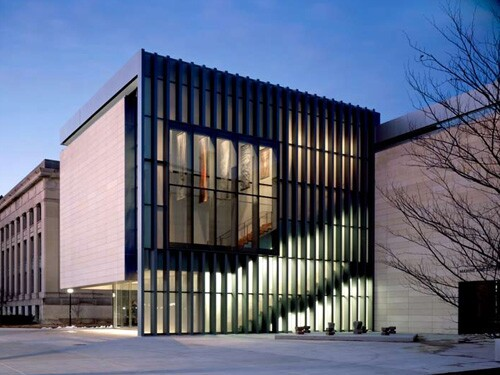 University Of Michigan Museum Of Art Architect Magazine Allied Works Architecture Ann Arbor
