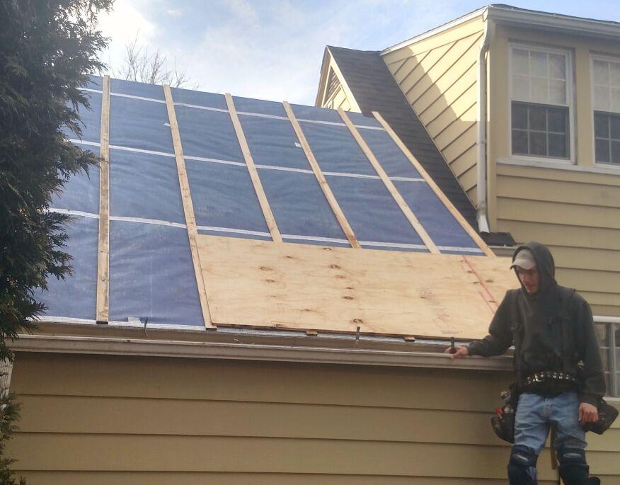 Fixing A Wet Roof Jlc Online
