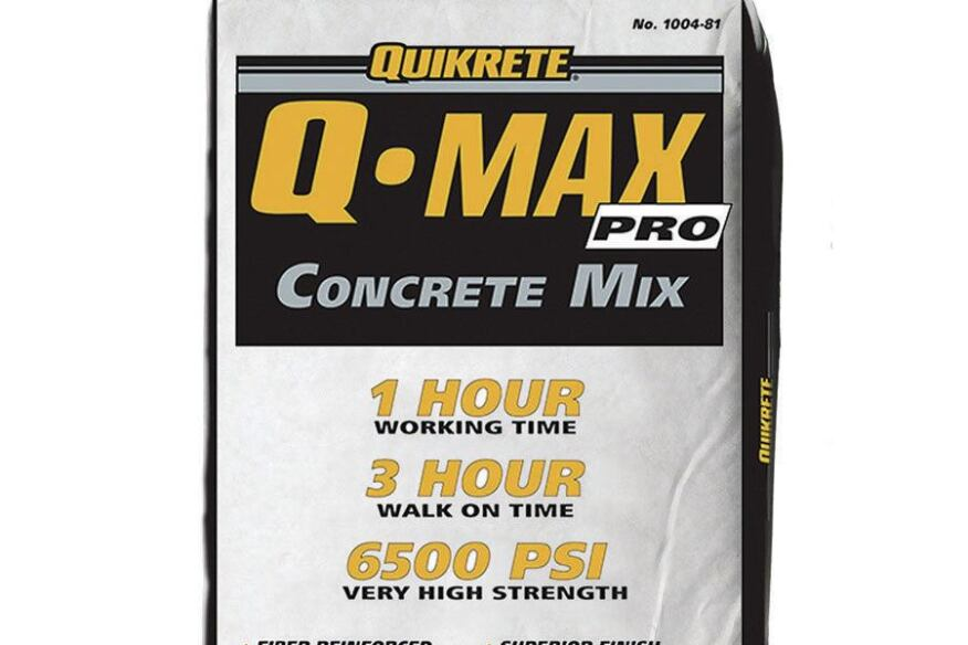 Quikrete Q Max Pro Concrete Mix Jlc Online
