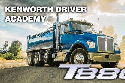Kenworth T680 and T880 Make Bendix ESP System Standard