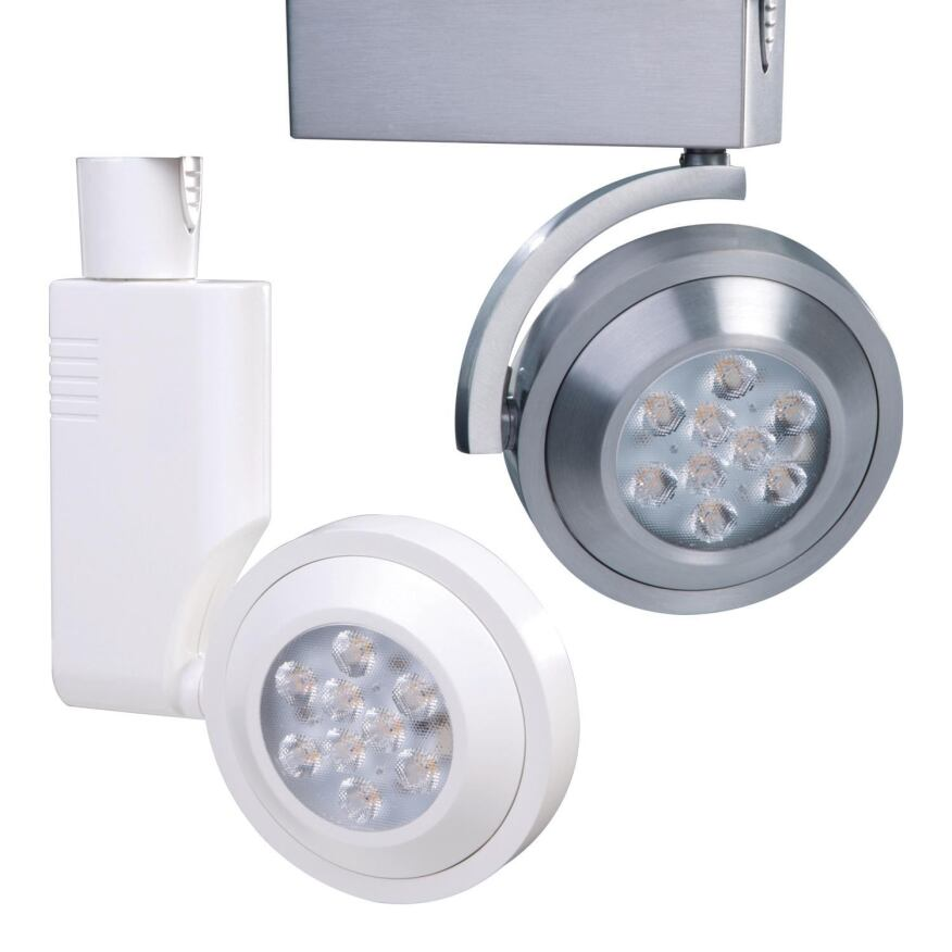 Architectural Led Track Lighting: L806 And L807, Cooper Lighting, Halo