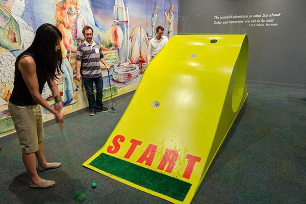 When Architects Design Miniature Golf Courses Architect Magazine