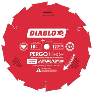 Diablo Pergo Blade Tools Of The Trade