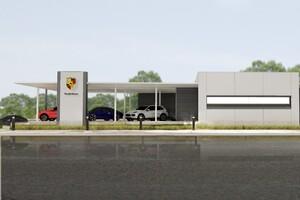Porsche Of South Shore Architect Magazine