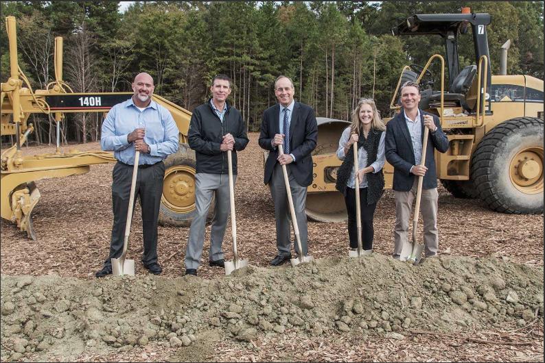 TRI Pointe Homes Carolinas Celebrates A Year Of Growth