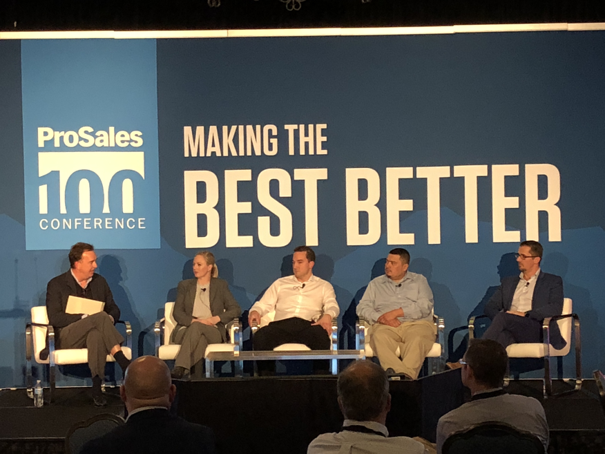 Top Takeaways From The 2018 Prosales 100 Conference