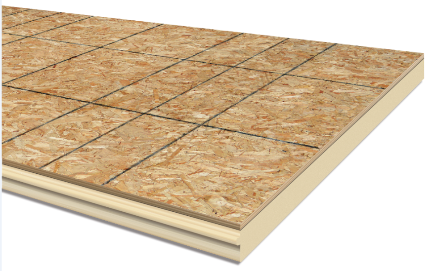 New exterior wall insulation improves a home 39 s r value for Home insulation products