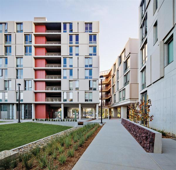 Charles David Keeling Apartments Architect Magazine