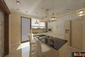 Interior Design Classic Home Kitchen Architect Magazine