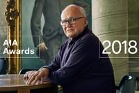 2018 Topaz Medallion: Jorge Silvetti, Intl. Assoc. AIA