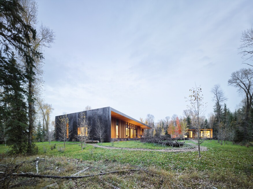 Riverbend (CLB Architects)