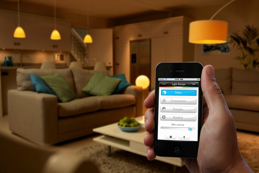 Philips Hue Was Among The First Internet Connected Controlled Lighting Systems To