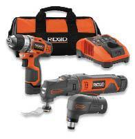 Ridgid R92234 JobMax Combo Kit | Tools of the Trade