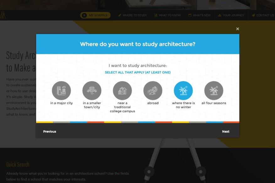 a road map for planning your architecture degree architect