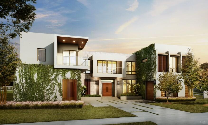 New Century Home Architecture