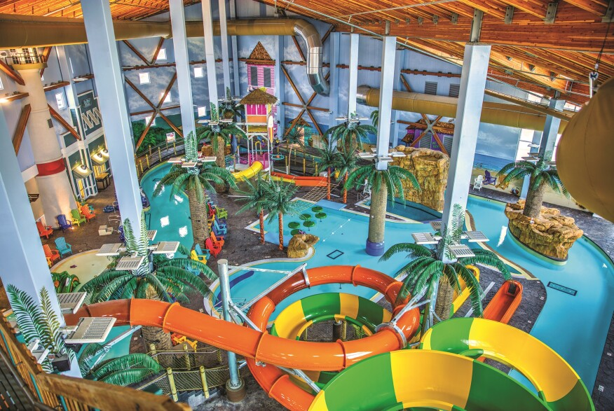Indoor Water Park Garden City Kansas Best Rangda Ngora