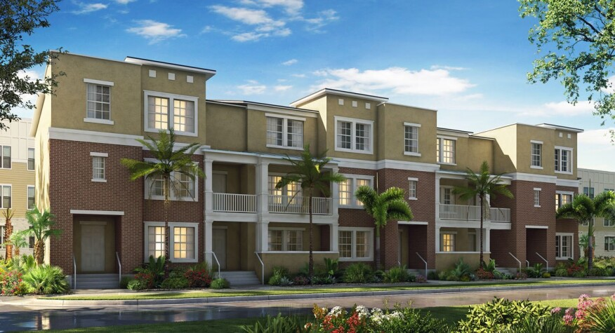 Townhomes take off builder magazine attached for Townhome layouts