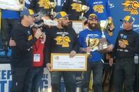 加拿大Mason赢得Spec Mix Bricklayer 500世界锦标赛