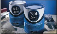 Larsen Products Corp  Weld-Crete| Concrete Construction