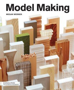 model making architect magazine books