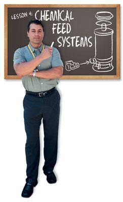 Equipment - Chemical Feed Systems| Aquatics International