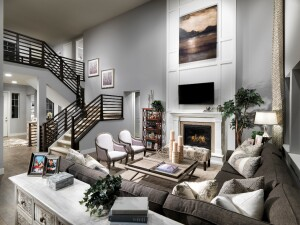 A Model Of Success Builder Magazine Model Homes Design Centers