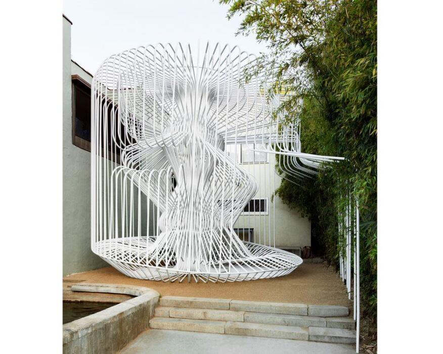 La Cage Aux Folles Warren Techentin Architecture Los Angeles