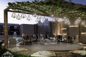 Landscape And Exterior Design Of A Luxury Villa In Dubai Architect Magazine
