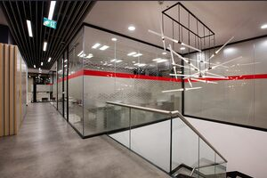 office design magazine. Sociable And Dynamic Office Design: Recordati Office Design Magazine