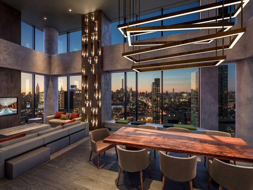 tishman speyer opens 1st of 3 towers at jackson park multifamily