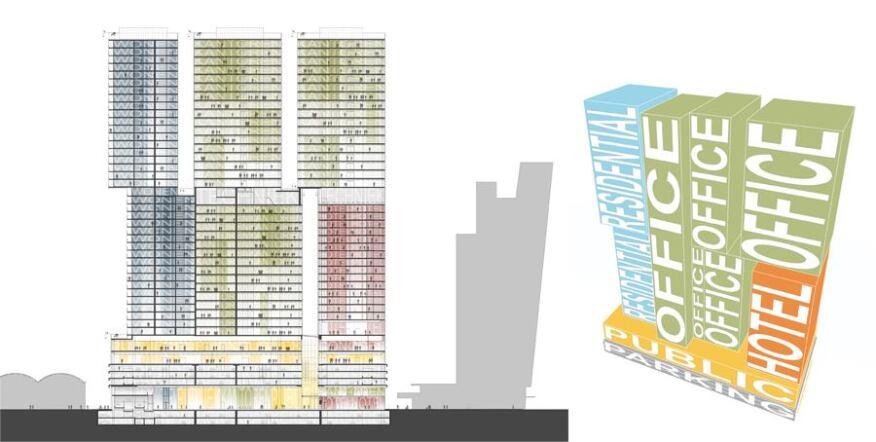 Six Key Facts About Rem Koolhaas De Rotterdam Architect Magazine